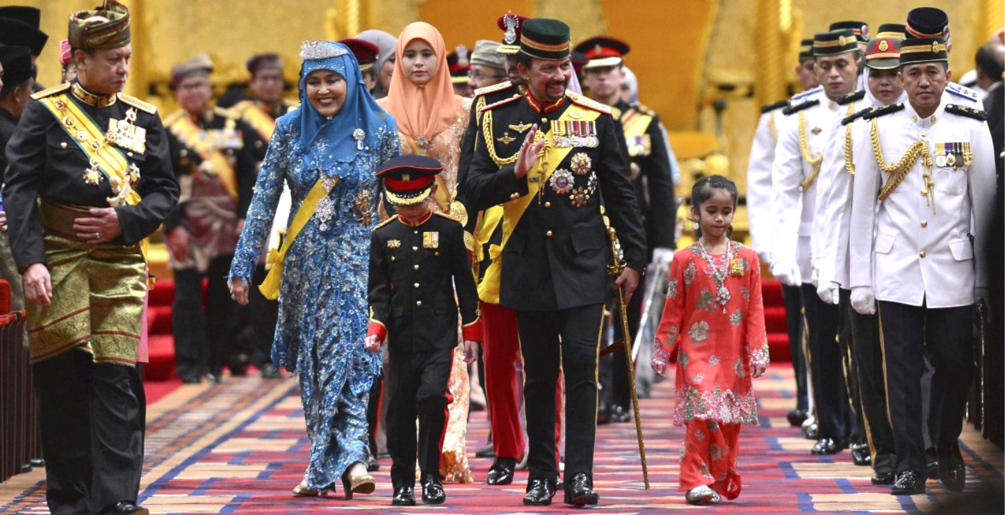 The Concealed Ecstasy Sultan Of Brunei Hassanal Bolkiah