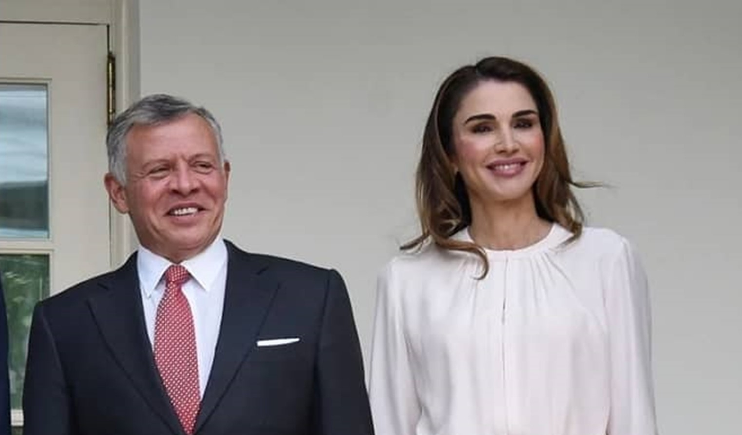 Queen Rania King Abdullah Ii Of Jordon The World S Most Attractive Couple